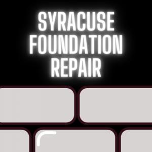 syracuse foundation repair logo
