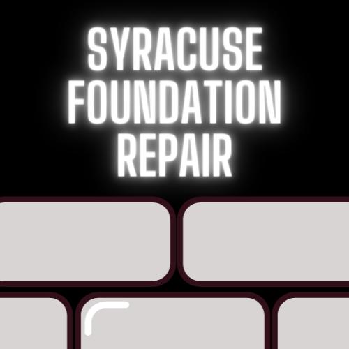 Foundation and masonry repair